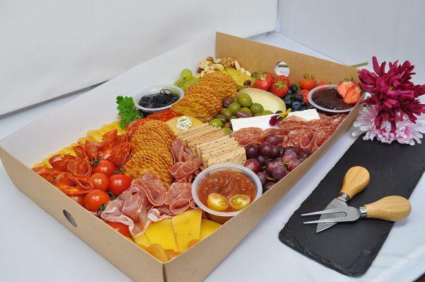 The Spread Platter