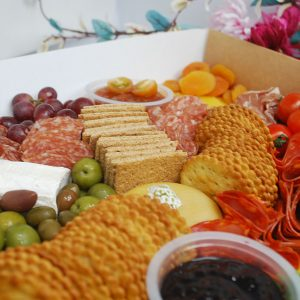 The Spread Platter