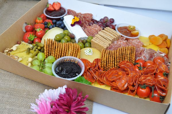 The Spread Platter Selection